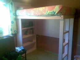 how to build loft beds