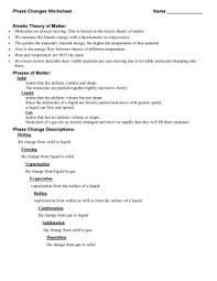 page advanced chemistry notes 1 2 properties of matter 1 2a