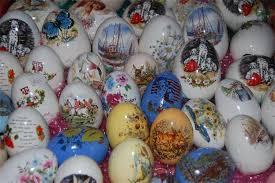 ceramic easter eggs petals of memory keepsakes jinga and washer boards