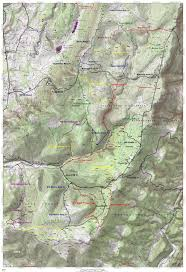 Philmont Scout Ranch Map Venturing Crew 851 Links