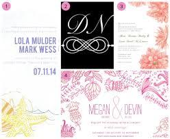 beautiful and inspiring wedding invitation designs
