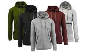 men u0027s tech fleece pullover hoodie groupon