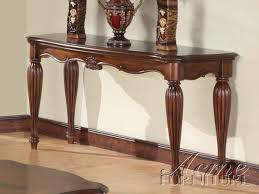 dreena coffee table in cherry finish by acme 10290