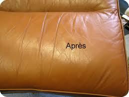 réparation canapé cuir déchiré réparation de trou accroc déchirure par soudure cuir sur blouson
