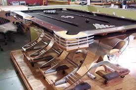 snooker table tennis table bespoke billiards custom pool snooker tables home leisure direct