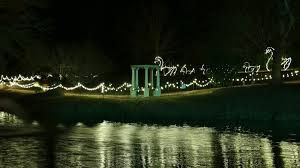 hopeland gardens christmas lights 8 reasons why aiken is the most magical town in the sc for the