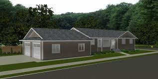 bungalow garage plans bungalow house plans side garage luxury attached garage plans