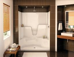 relaxing bathroom decorating ideas bathroom exciting shower stall kits for bathroom decoration ideas