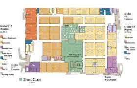 tfo architecture alliance aspire charter schools co location