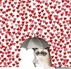 Grumpy Cat Meme Love - grumpy cat needs no love by l2fu meme center