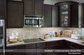 Kitchen Cabinet Lighting Led by Residential Led Strip Lighting Projects From Flexfire Leds