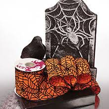 wired spooky halloween ribbon shop with ribbons com