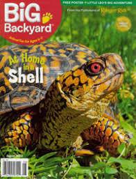 Your Big Backyard Magazine by 28 My Big Backyard Magazine Subscription Your Big Backyard