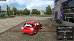 peugeot 206 tuning peugeot 206 car euro truck simulator 2 mods