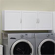 White Cabinets For Laundry Room Garage Or Laundry Room Wall Storage Cabinet 30 In H