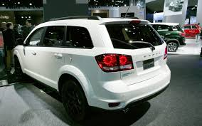 Dodge Journey Custom - dodge blacktop package expands to grand caravan durango journey