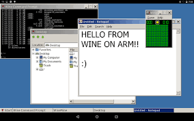 wine for android building wine 3 0 for android