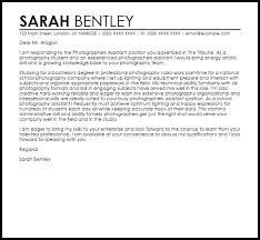art advisor cover letter