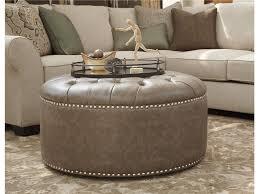 Oversized Ottoman Coffee Table Oversized Leather Ottoman Coffee Table Tufted Thippo