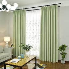 Simple Curtains For Living Room 2018 Simple And Elegant Style Living Room Bedroom Blackout Curtains
