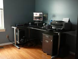dazzling decor on ikea office furniture desk 80 office ideas image
