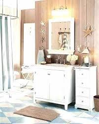 Beachy Bathroom Ideas Coastal Bathroom Decor Medium Image For Innovative Themed