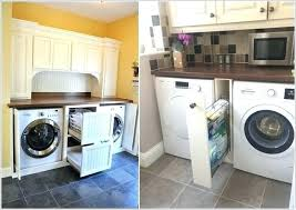 Laundry Room Storage Between Washer And Dryer Storage Between Washer And Dryer Want These Cabinets And Shelf