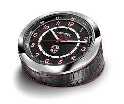 eberhard u0026 co presents the tazio nuvolari desk clock 0024
