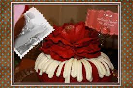 rose vignettes nothing bundt cake