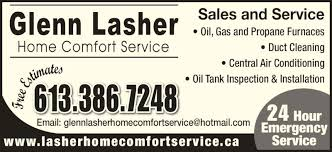 Home Comfort Services Lasher Glen Home Comfort Service Odessa On 1673 Sharpe Rd