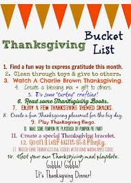 thanksgiving list free printable the chirping