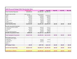 Gas Mileage Spreadsheet Personal Budget Sheet Template Free U2013 Wolfskinmall