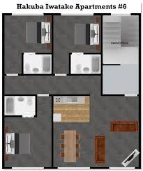 3 bedroom apartment rates hakuba holiday