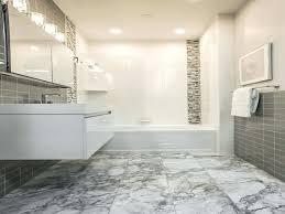 glass subway tile bathroom ideas fresh subway tile bathrooms maisonmiel