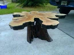 tree stump table base tree trunk table tree stump coffee table for sale coffee tables tree