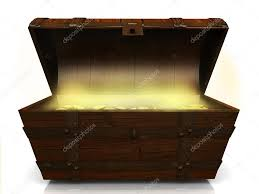 old treasure chest u2014 stock photo sarah5 4176797