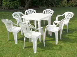white plastic patio furniture set eva furniture