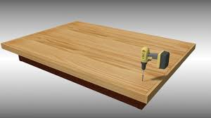 Making A Wooden Platform Bed by The Best Way To Build A Platform Bed Wikihow