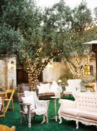 Backyard Wedding Lighting by Decor Ideas For A Backyard Wedding Reception Decor Ideas
