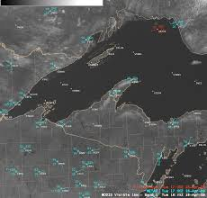 Map Of The Upper Peninsula Michigan by Lingering Snow Cover In The Upper Peninsula Of Michigan Cimss
