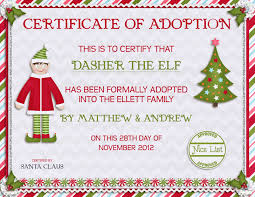 Welcome Back Party Ideas by Elf On The Shelf Welcome Latters Letter From Santa On