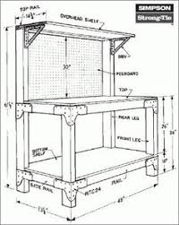 How To Make A Fold Down Workbench How Tos Diy by There Are Many Different Ways To Get Your Garage Organized But One