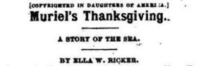 7 primary source documents to read this thanksgiving the gale
