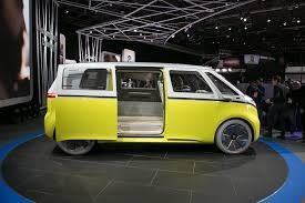 volkswagen buzz price driving prototypes that will head down volkswagen u0027s bumpy road to