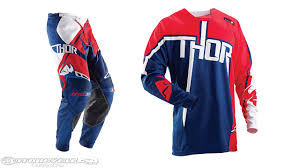 thor motocross jersey gear up mustang seats for bolt and more motorcycle usa