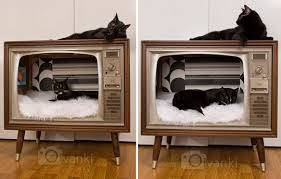 Cat Bunk Bed Recyced Upcycled Cat Beds
