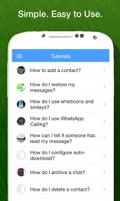 whatsapp apk tablet chat guide for whatsapp tablet 1 0 apk android