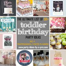 toddler birthday party ideas toddler birthday ideas by a professional party planner