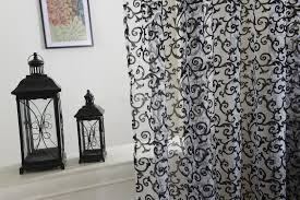 compare prices on sheer curtains black online shopping buy low