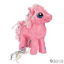 my pony pinata pony pull string piñata